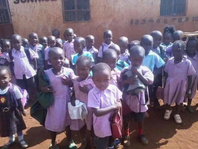 Say no to Malnutrition to Poor Children in School