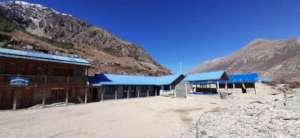 Muchu school new classrooms
