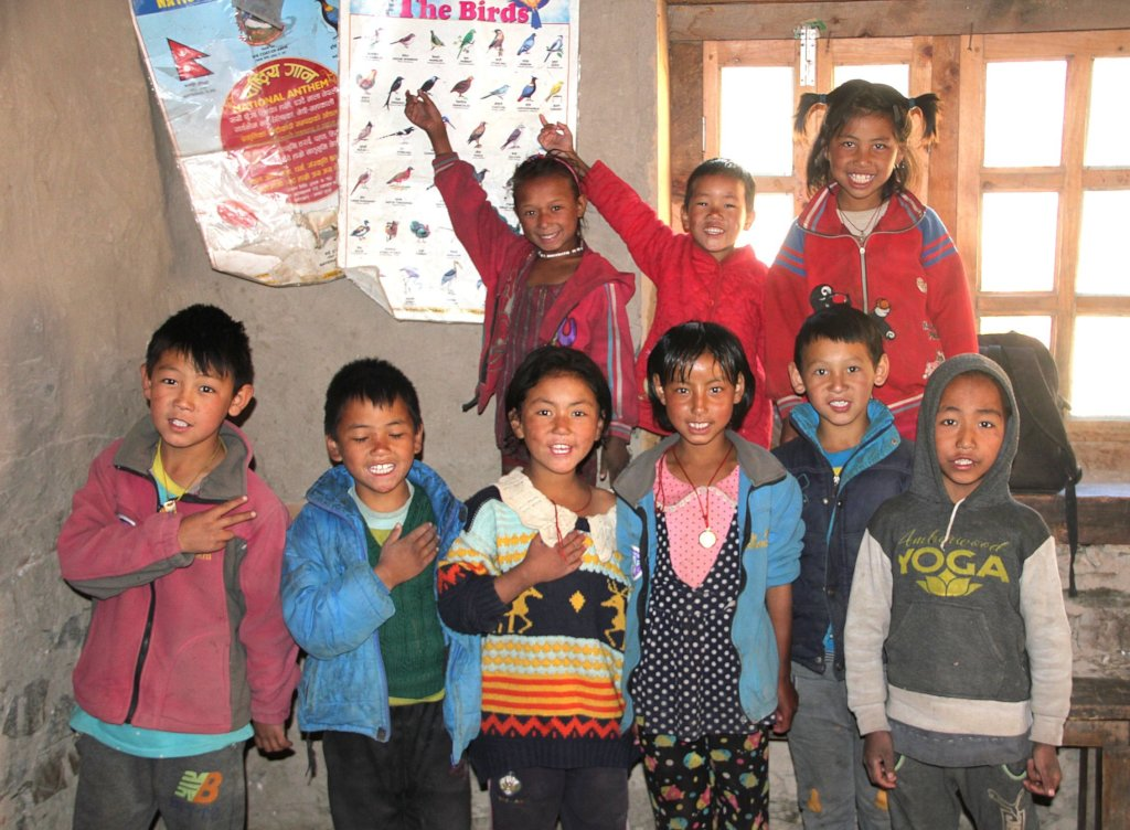 Provide a Hostel School in the Hidden Himalayas.