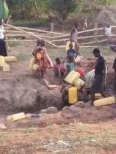 Provide safe drinking water,tens thousands-postwar