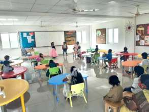 FOREFRONT School Classroom