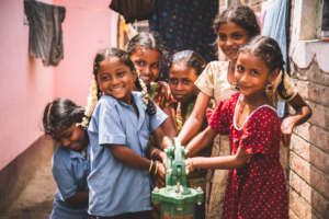 Launch our School for 400 Children in Rural India