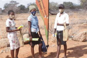 Access to Sanitary Wear for 1000 Girls in Matobo