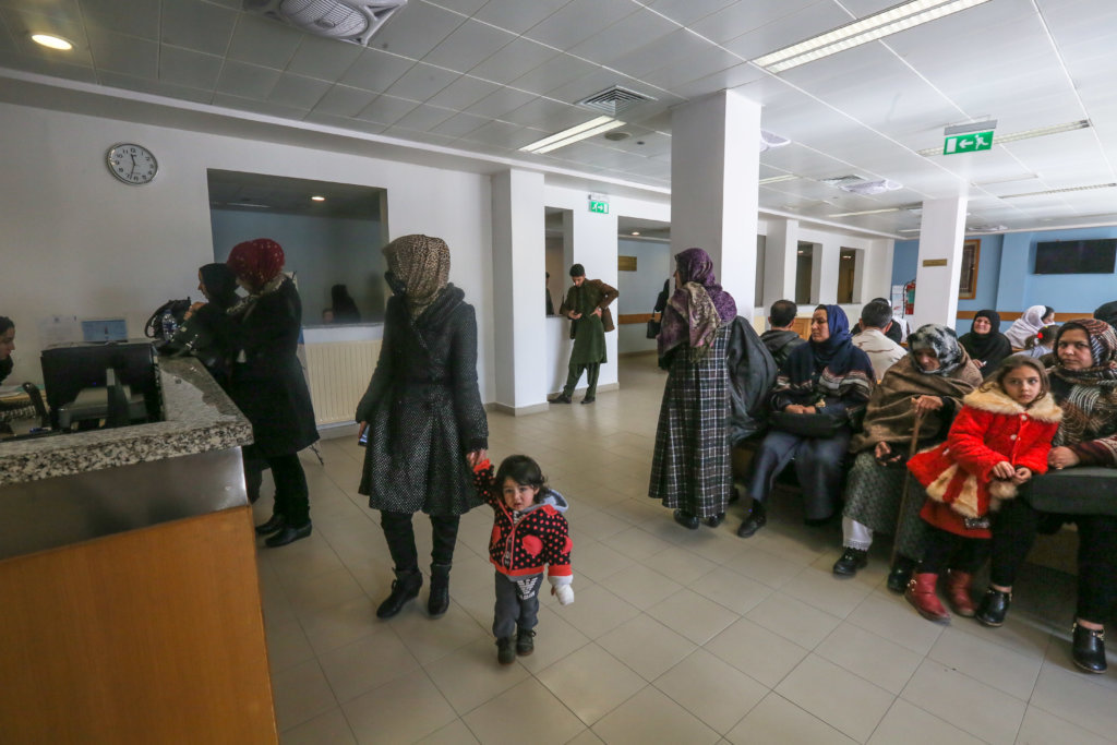 Healthcare Access to the Poor in Afghanistan