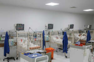 Paediatric ICU at FMIC