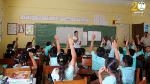 Educational outreach on human/jaguar coexistence