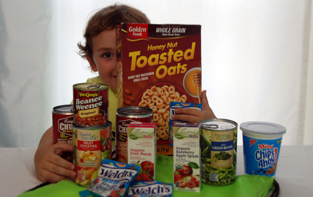Tote Me Home - Food for Kids!