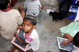 It's a financial struggle to educate girl children