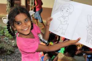 Aarti dreams of becoming a doctor