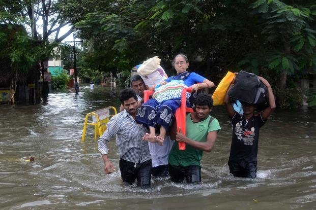 Kerala Floods Relief Fund for 500 Poor Families