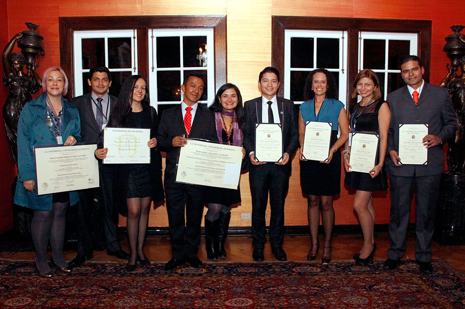 Empower Colombian leaders through higher education