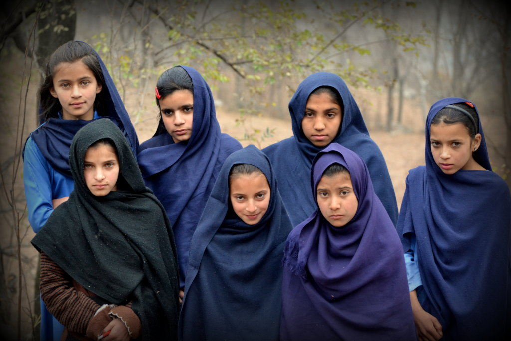 Educate a Girl in Kashmir