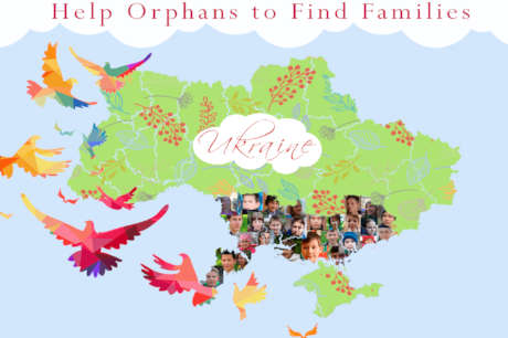 Help Orphans from South Ukraine Find a Family