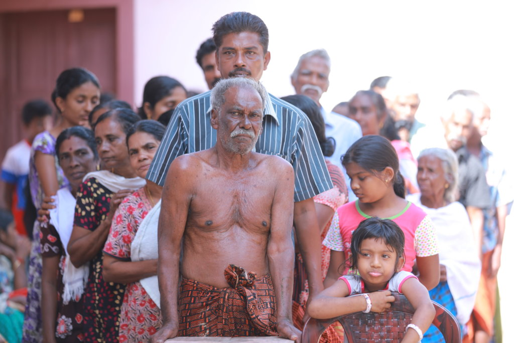 Kerala Floods- Relief and Rebuild for 400 families