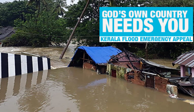 Relief - Rehab supports for Kerala Floods 2018