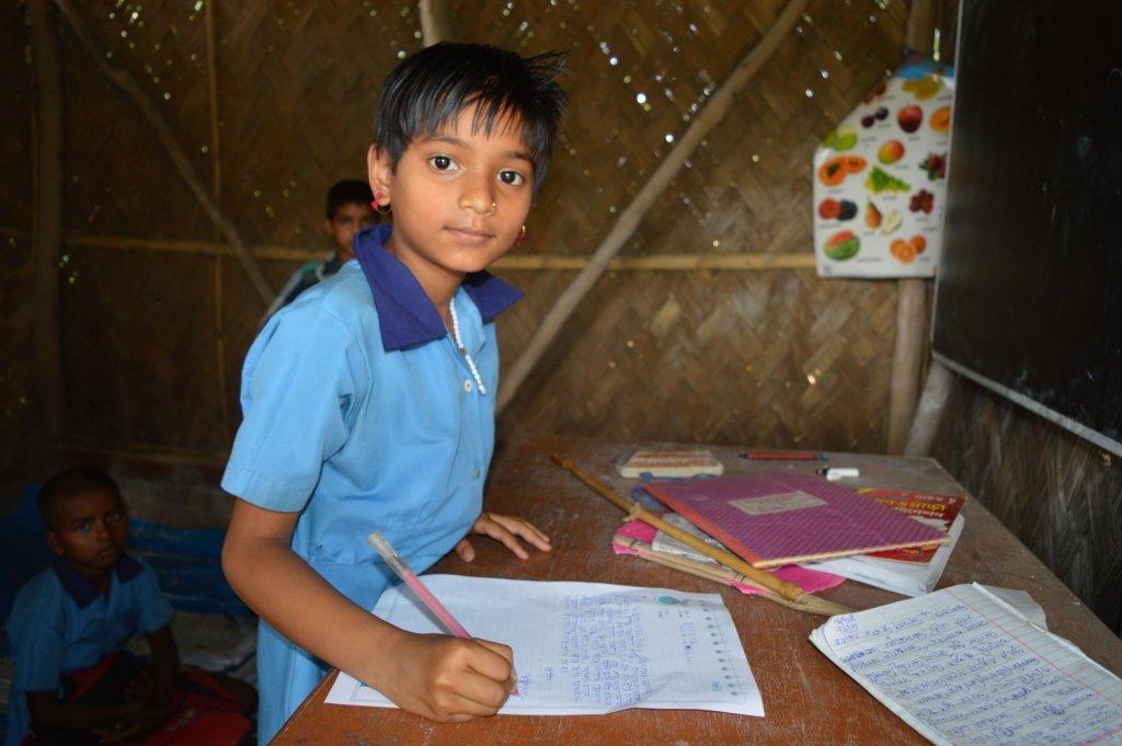 Enhance Education of 400 school children in India