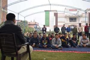 Exchange Program at Varanasi