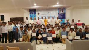 Skill Training Workshop - Certificate Distribution