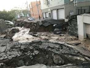 The Hokkaido Earthquake