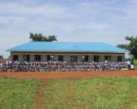 Agwata School - 5 Buildings - No Library