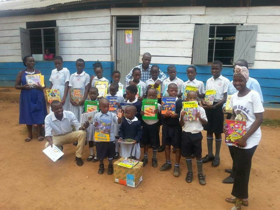 Access underprivileged youth with reading material