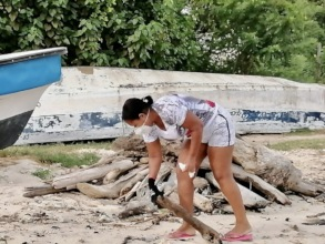 Empowered women fight plastic pollution each day!