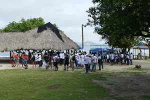 Punta Arena clean up in November 22nd