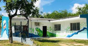 Punta Arena community center - AFTER