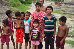 Kawra children need to send school