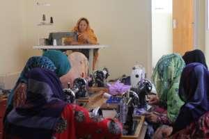 Aisha's Tailoring Workshop