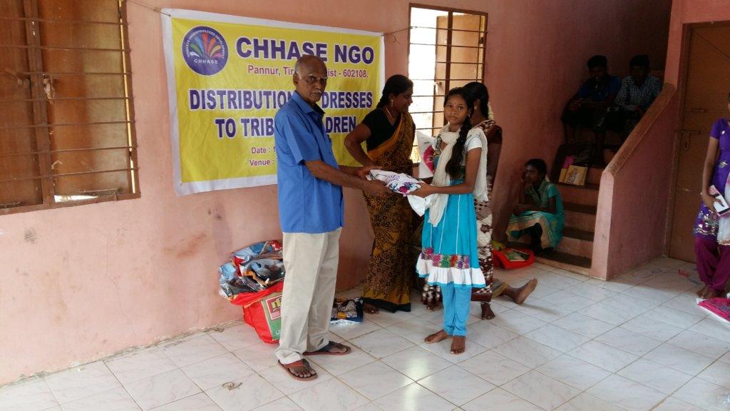 Educate after school-underprivilege children-India