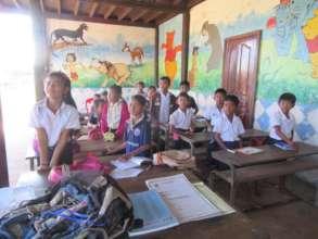 SCC school Siem Reap