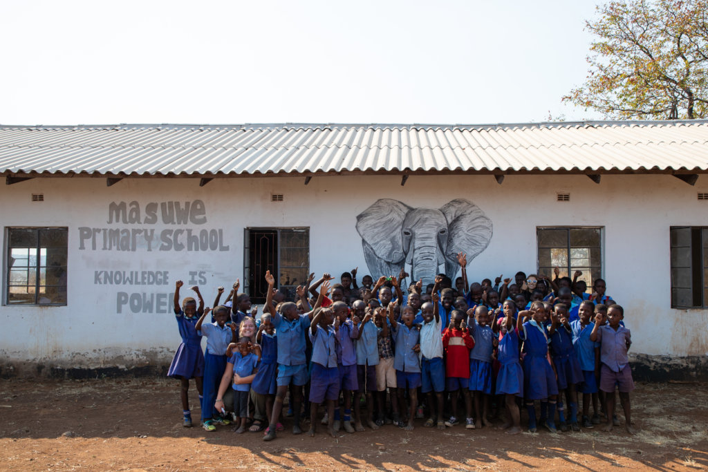 Give 300 Zimbabwean Children an Education