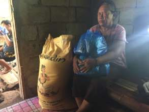 food and livelihood support