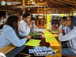 2020 Beca Lider Con Vision Retreat
