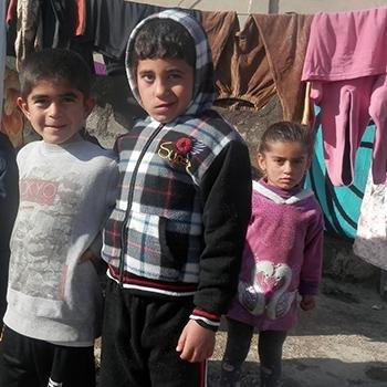 School Buses for Yazidi Refugee Children