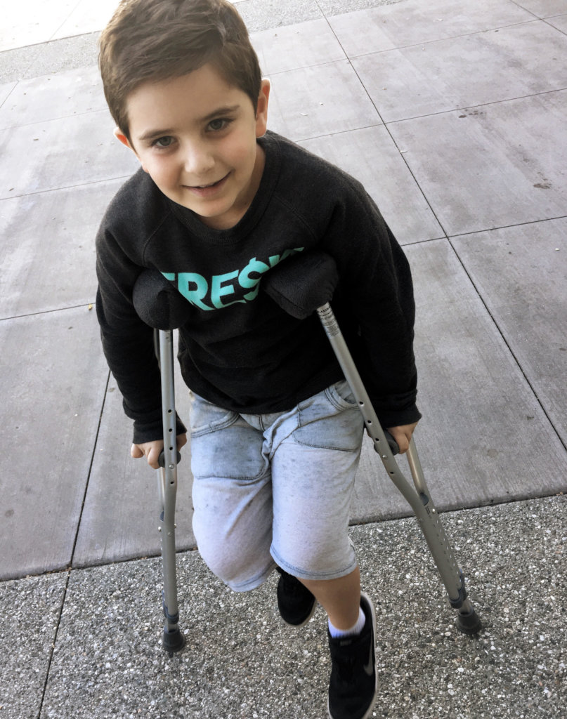 Support Children with Rare Hip Disease