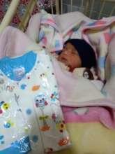 free starter kits to newborns