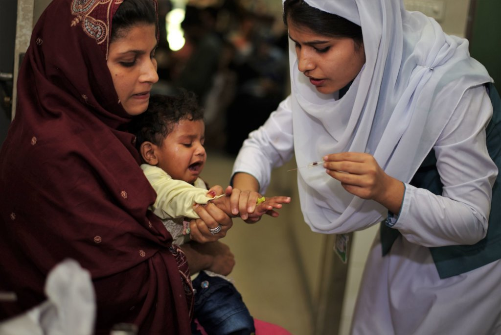 Bring life to 50 at-risk unborn babies in Pakistan