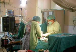 C-Section Surgery at Our Hospital