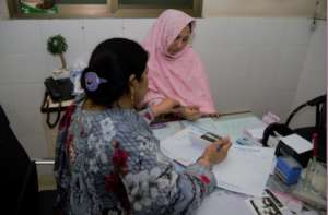 Antenatal Check-Up by Gynecologist