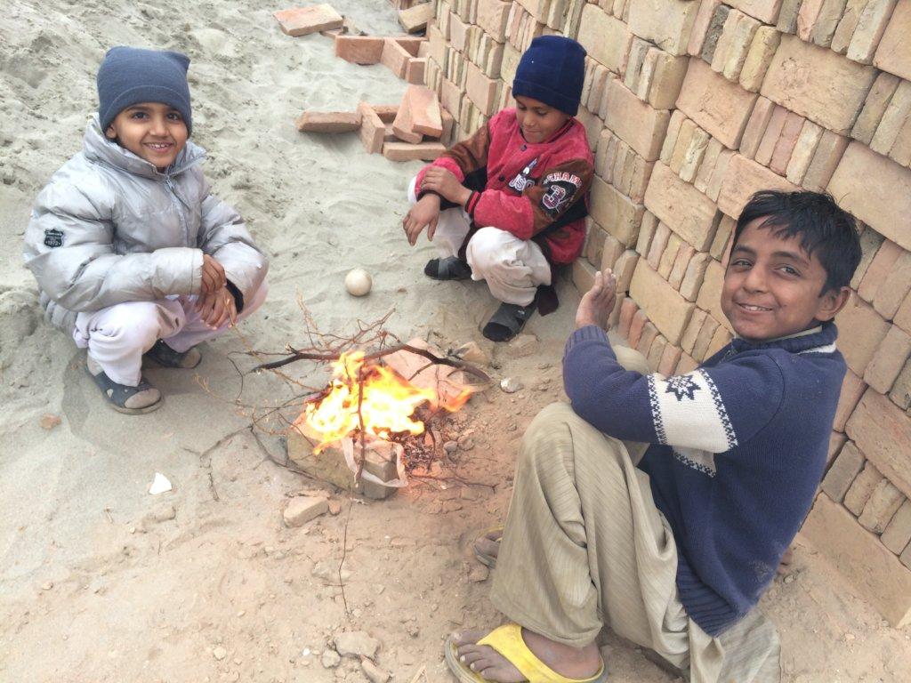 Providing safe housing for orphaned Pakistani boys