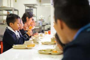 CHILD DINING ROOM