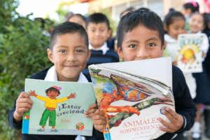Children in the Chindua Children's Library
