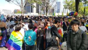 Tokyo Pride Festival