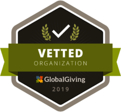 Global Giving Vetted Organisation 2019