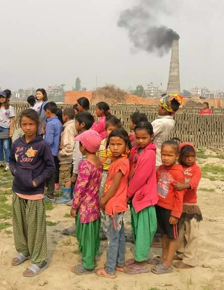 NAANI - Education to Kids of Brick Factory Workers