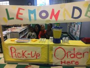Lemonade Stand to Practice Counting!