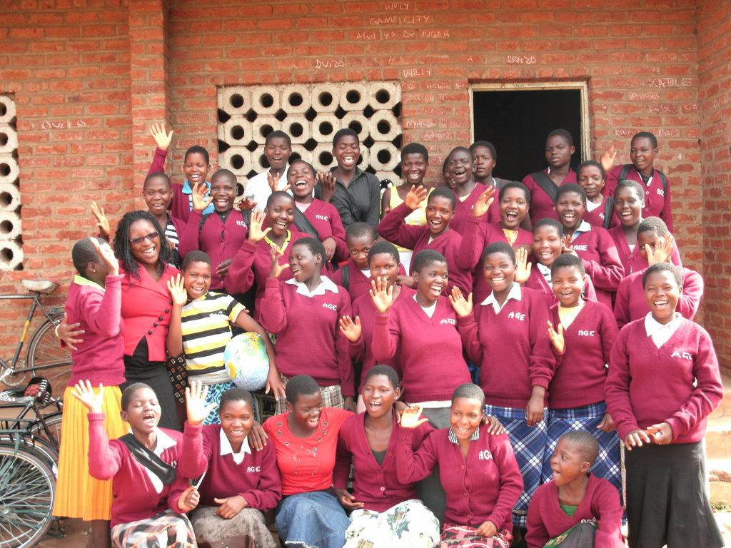 Empower 170 Malawian Girls to FINISH School