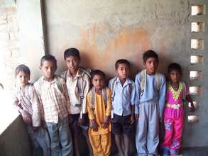 Child laborers recently enrolled in school